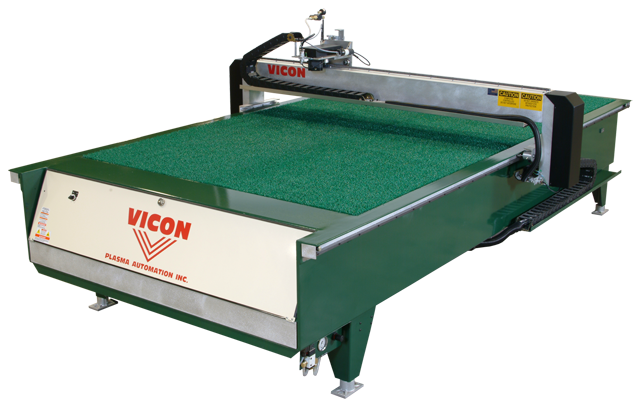 HVAC 510-SL Liner Cutting Table