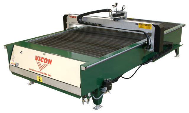HVAC 510 Plasma Cutting Table