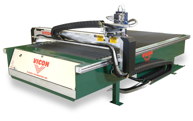 VICON Fabricator-SS Plasma Cutting Table